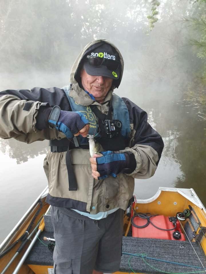 Paterson River Bass – April 28